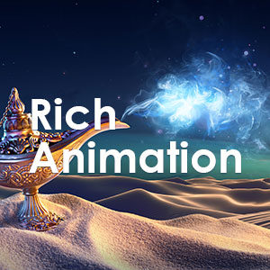 RichAnimation(リッチアニメーション)プラグイン
